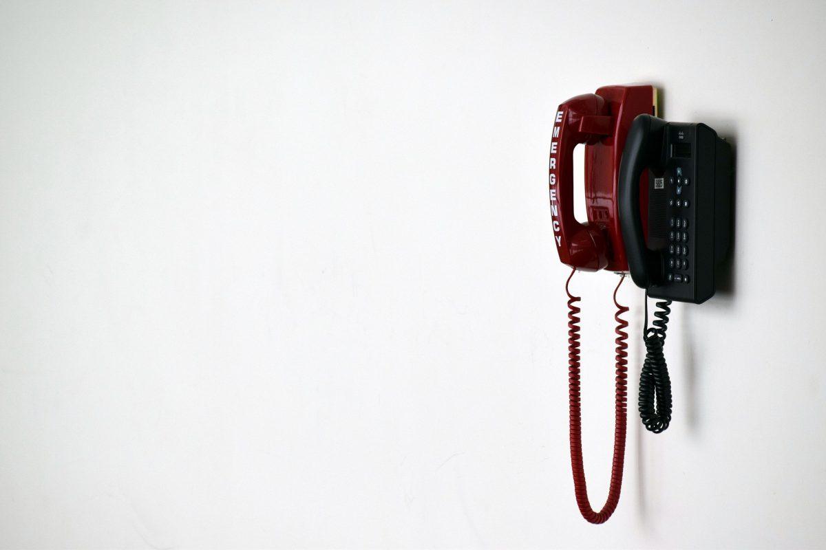Fragen zur Antragstellung per Telefon